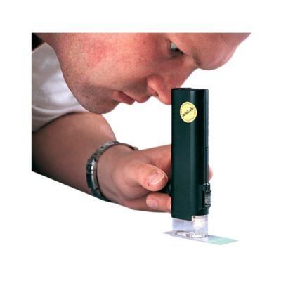 Mikrolupa z oświetleniem 30x