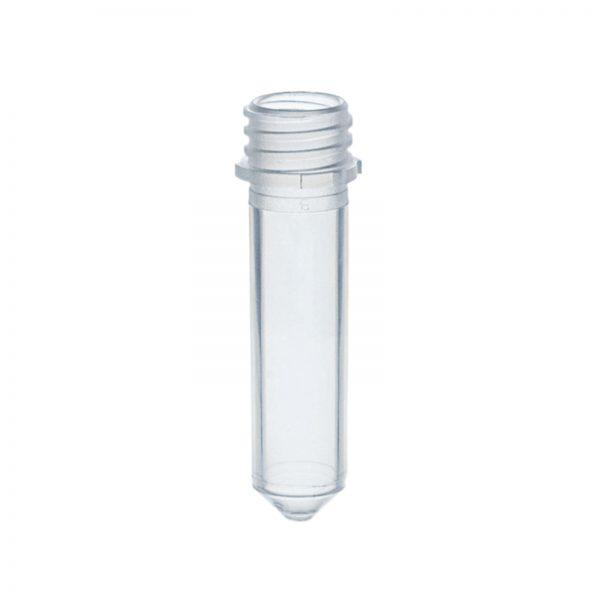 Mikroprobówki o poj. 2,0 ml do zakrętek plombujących