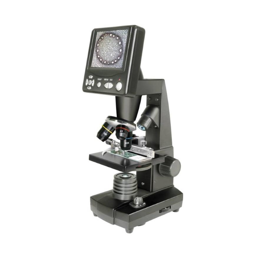 Mikroskop z wyświetlaczem ciekłokrystalicznym