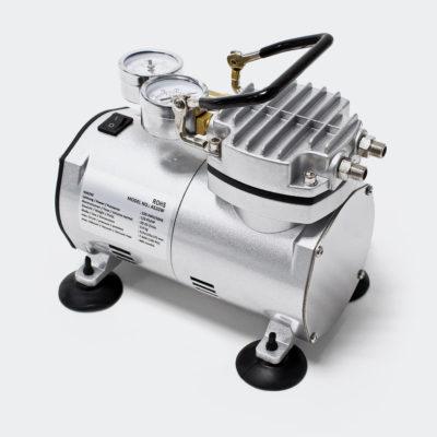Minikompresor z funkcją próżni