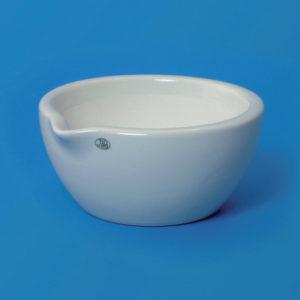 Moździerze porcelanowe z wylewem - szorstkie - Jipo