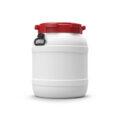 Naczynia z szeroką szyją (HDPE) i pokrywką gwintową - o poj. 3,6 l - 68,5 l - b-0233 - naczynie-z-szeroka-szyja-hdpe-i-pokrywka-gwintowa - 550-l - 410-mm - 518-mm