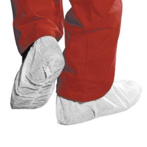 Ochraniacze na buty, z wyprofilowaną podeszwą