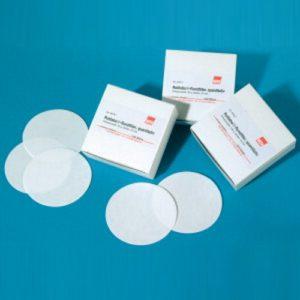 Okrągłe filtry bibułowe, typ 11A