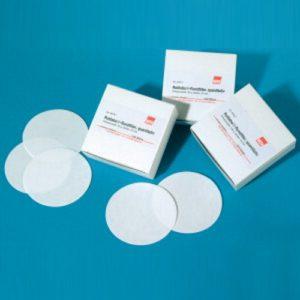 Okrągłe filtry bibułowe, typ 13A