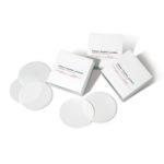 Okrągłe filtry bibułowe - typ 14A - b-2155 - okragle-filtry-bibulowe-typ-14a-o-sr-55-mm - 100-szt