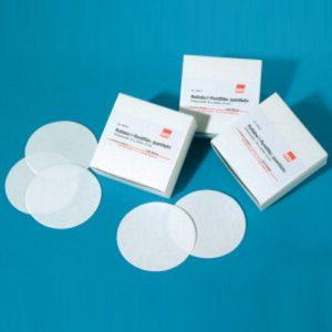 Okrągłe filtry bibułowe, typ 14A