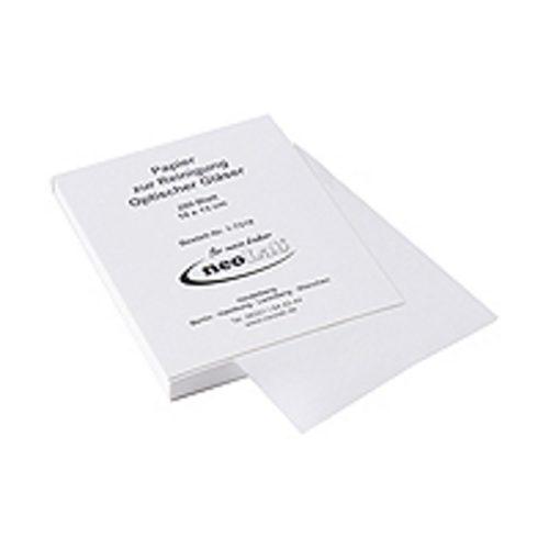 Papier do czyszczenia soczewek
