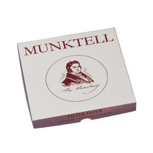Papier filtracyjny w arkuszach - Munktell