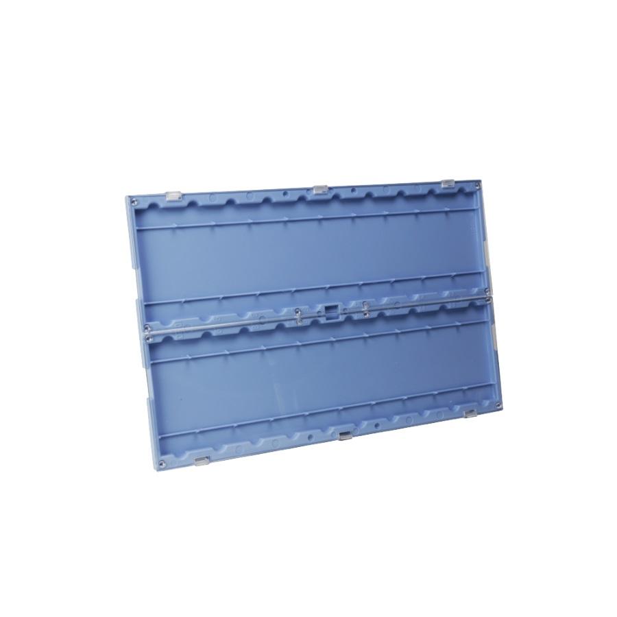 Pojemnik na szkiełka niebieski