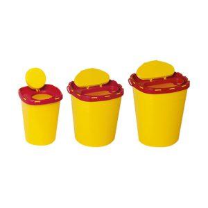 Pojemniki na odpady Multi-Safe twin - Sarstedt