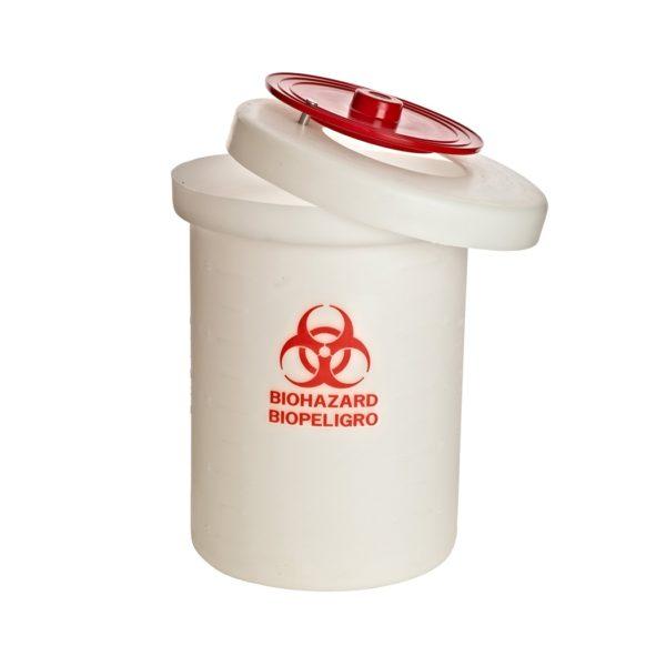 Pojemniki na odpady niebezpieczne BIOHAZARD – Nalgene