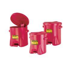 Pojemniki z PE na odpady