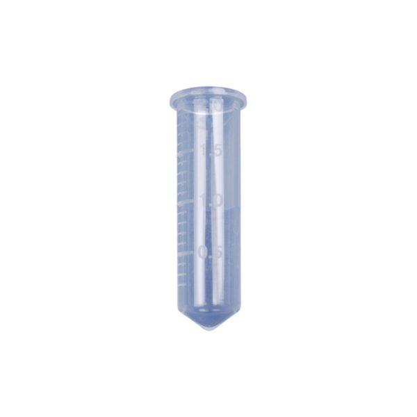 Probówki reakcyjne bez zamknięcia, pojemność 2,0 ml