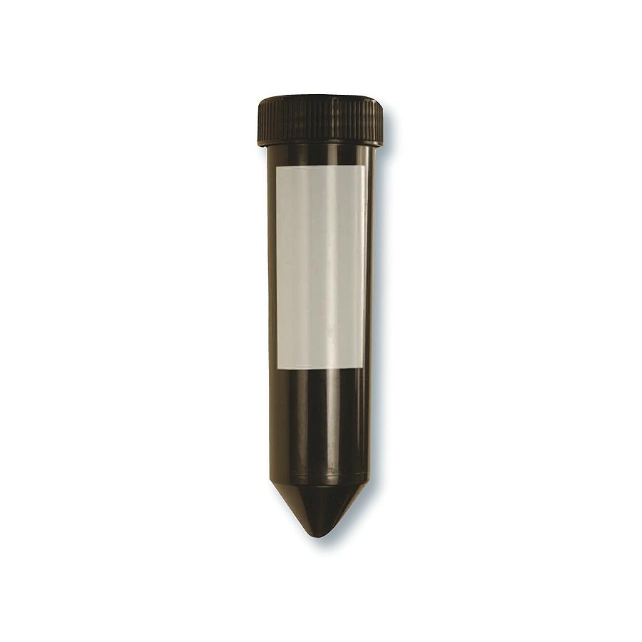 Probówki wirówkowe czarne (PP) o pojemności 15 ml i 50 ml