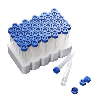 Probówki wirówkowe typu Falcon z zakrętką typu Plug-Seal - w styropianowym statywie - 15 ml