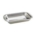 Prostokątna miska ze stali szlachetnej - e-1801 - prostokatna-miska-ze-stali-szlachetnej - 31-x-20-x-45-cm-zew - 15-l-2