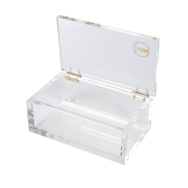 Pudełko chroniące przed promieniowaniem Beta