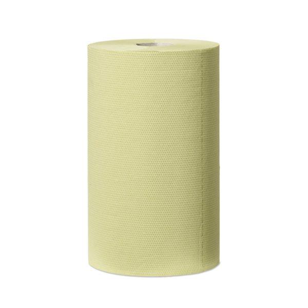 Ręczniki papierowe na rolce zielone