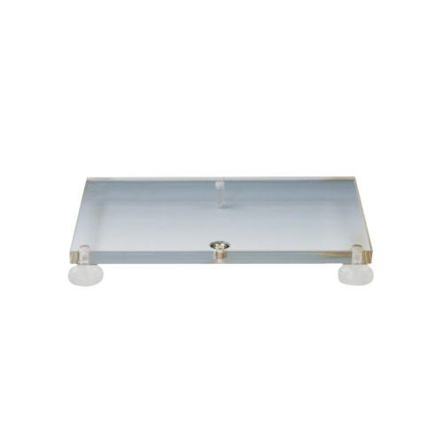 Stół niwelacyjny z poziomicą