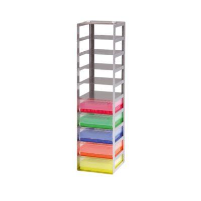 Statywy do zamrażarek dla pudełek o wys. 50 mm