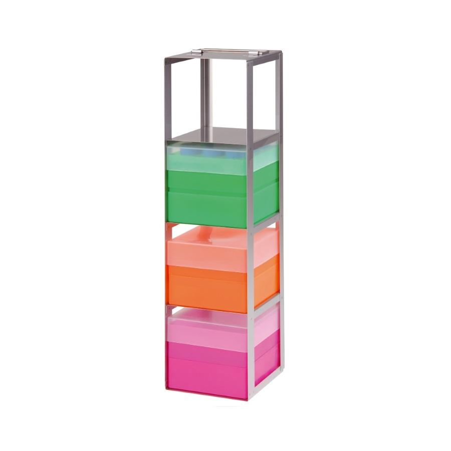Statywy do zamrażarek na pudełka na probówki do kultur o poj. 15 50 ml