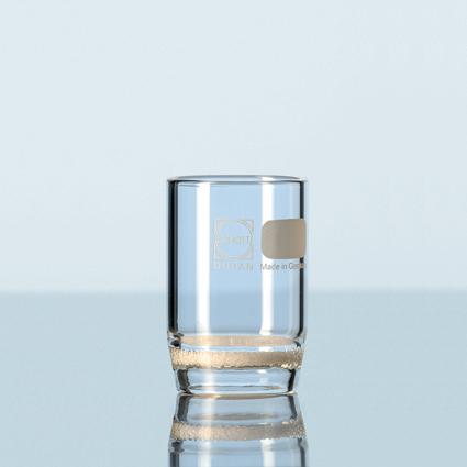 Szklane tygle filtracyjne - Duran
