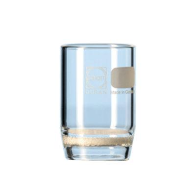 Szklane tygle filtracyjne ze szkła Duran