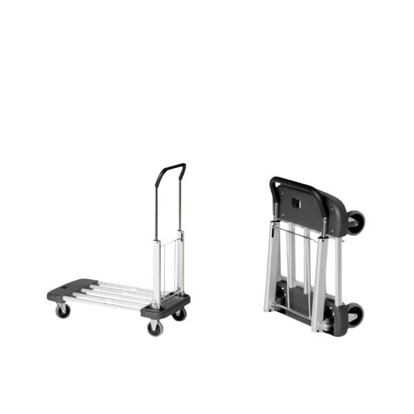 Uniwersalny wózek składany