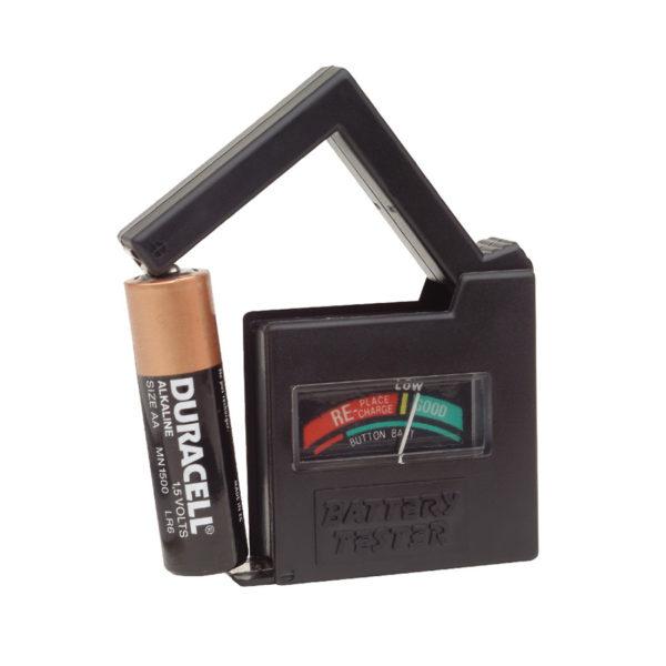 Urządzenie do sprawdzania baterii...