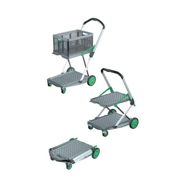 Wózek transportowy, składany