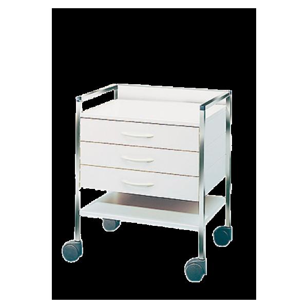 Wózek z szufladami