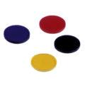 Akcesoria do emitera światła zimnego macrospot 1500 - 2-9557 - zestaw-filtrow-kolorowych-po-1-filtrze-w-kolorze-czerwonym-niebieskim-zielonym-i-zoltym-do-emitera-swiatla-zimnego-macrospot-1500 - 1397