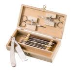 Zestaw narzędzi preparacyjnych, mały - b-3565 - zestaw-narzedzi-preparacyjnych-maly - 1-zestaw