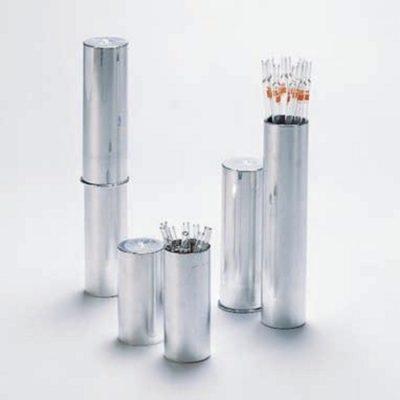 Aluminiowe puszki na pipety, okrągłe - Varicon