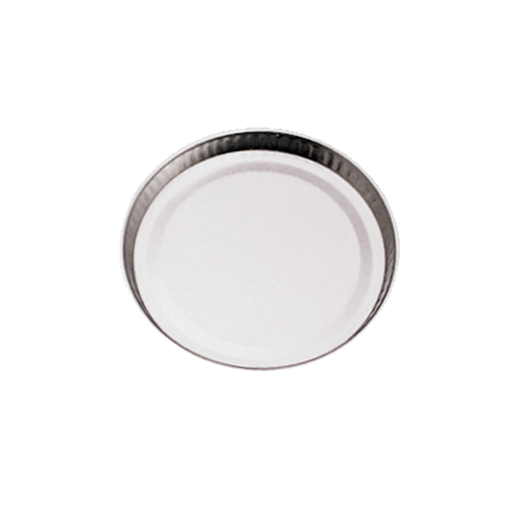 Aluminiowe szalki wagowe 102 x 8 mm 2,5 g 50 szt.