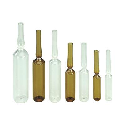 Ampułki ze szkła Fiolax