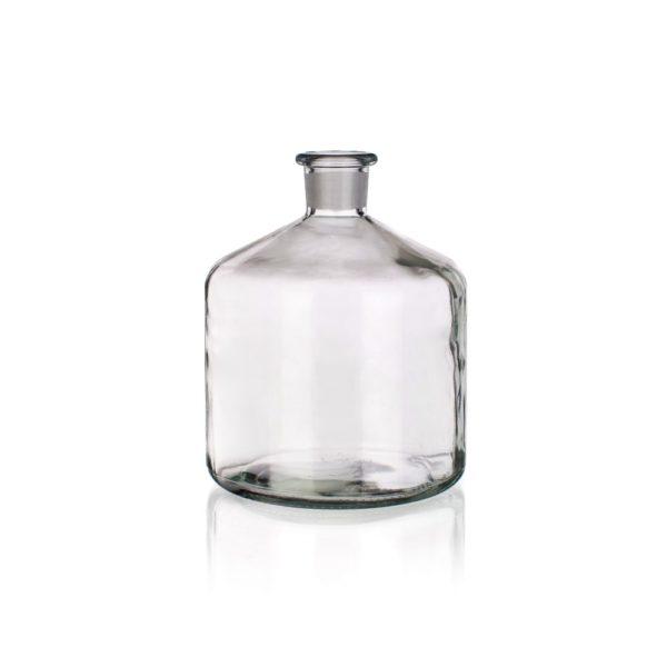 Butelka do biuret - przeźroczysta - 1