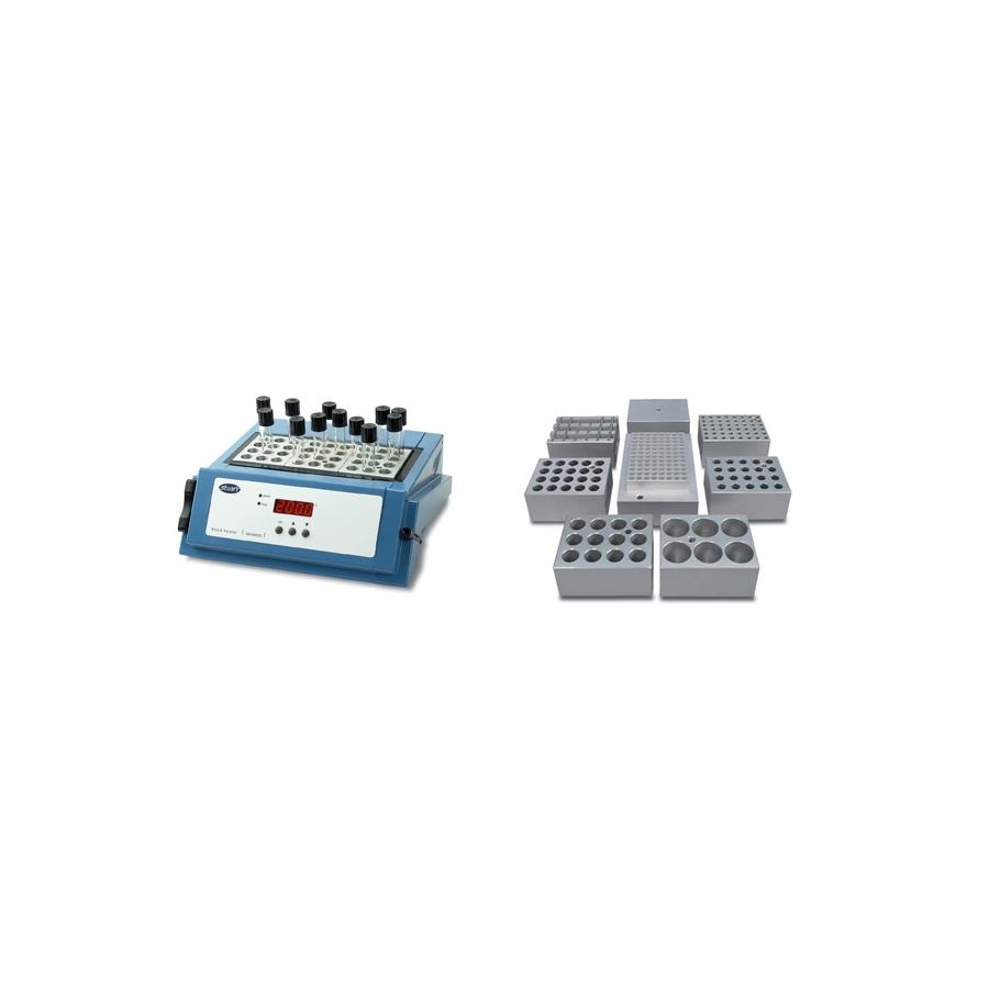 Cyfrowe termostaty blokowe SBH130D-3 i SBH200D-3 - na 3 bloki - Stuart