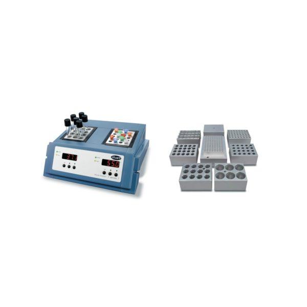 Cyfrowe termostaty blokowe SBH130DC i SBH200DC - na 2 bloki - Stuart