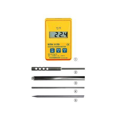 Cyfrowy termometr kieszonkowy