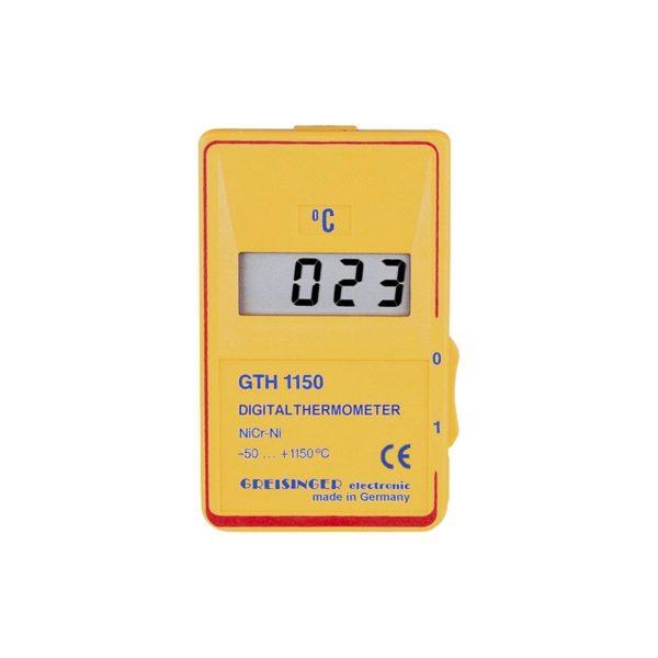 Cyfrowy termometr kieszonkowy z czujnikiem NiCrNi GTF 300
