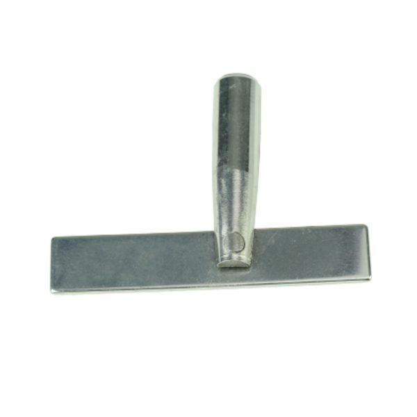 Dla prętów średnica 6 mm łopatka prosta, ruchoma 60 mm