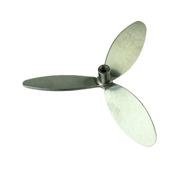 Dla prętów - średnica 8 mm śruba miesz. w kształcie śmigła 100 mm
