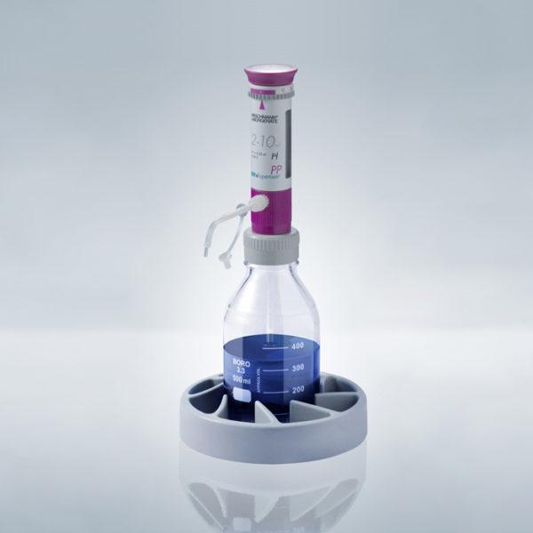 Dozowniki butelkowe EM z PP - Hirschmann