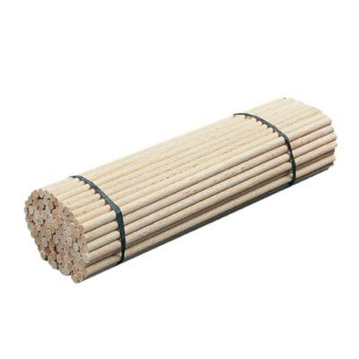 Drewniane bagietki do mieszania 150 x średnica 4 mm