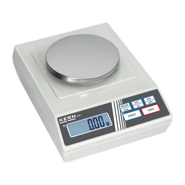 Elektroniczne wagi laboratoryjne seria 440