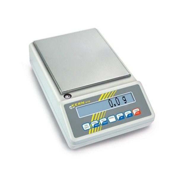 Elektroniczne wagi laboratoryjne seria 572 – Kern