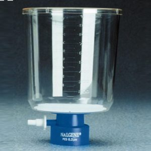 Filtry nakręcane na butelkę z membraną PES