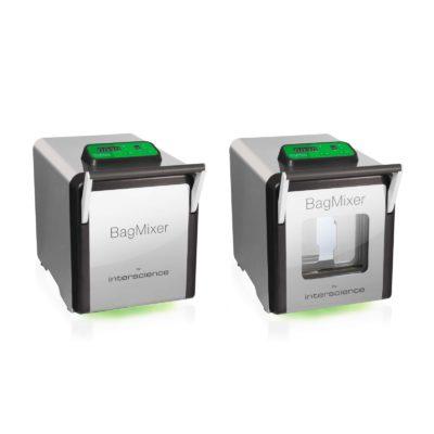 Homogenizatory laboratoryjne BagMixer® 400S i BagMixer® 400SW - 1